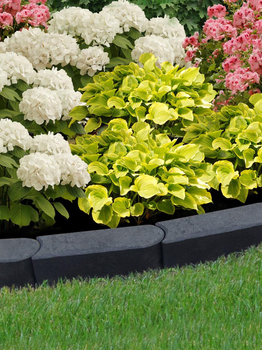 Stomp edge edging for landscape lawn garden for Garden edging