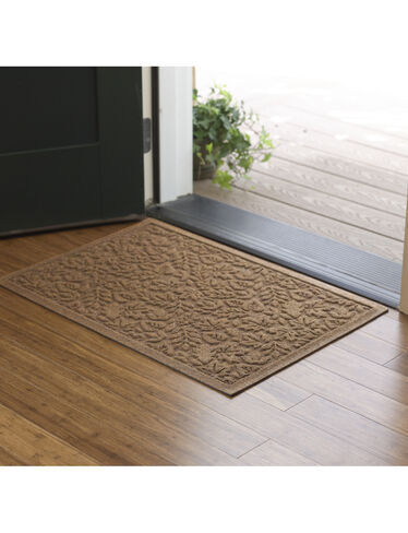 "Fall Leaves Water Glutton Door Mat, 22"" x 32"""