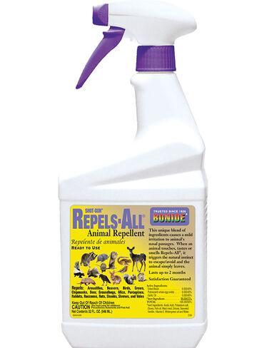 Repels All Liquid Repellent