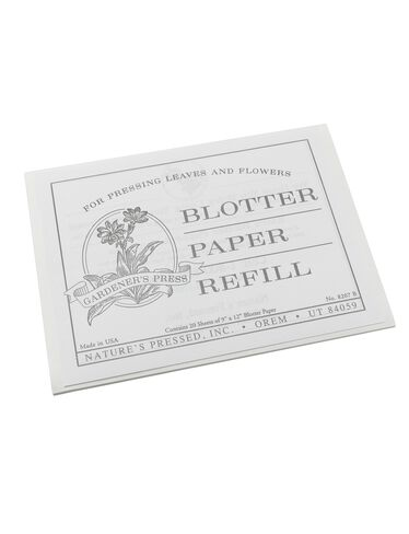 Flower Press Refill Sheets, Set of 20