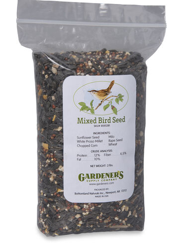 Mixed Bird Seed, 2 lbs.