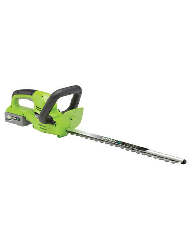 Cordless Hedge Trimmer, 24V