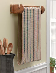 Farmhouse Endless Towel Rack Set