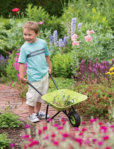 Kid's Wheelbarrow