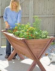 Garden Wedge