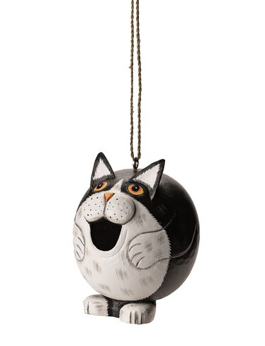 Sylvester Cat Birdhouse