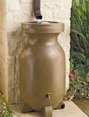 75-Gallon Rain Barrel