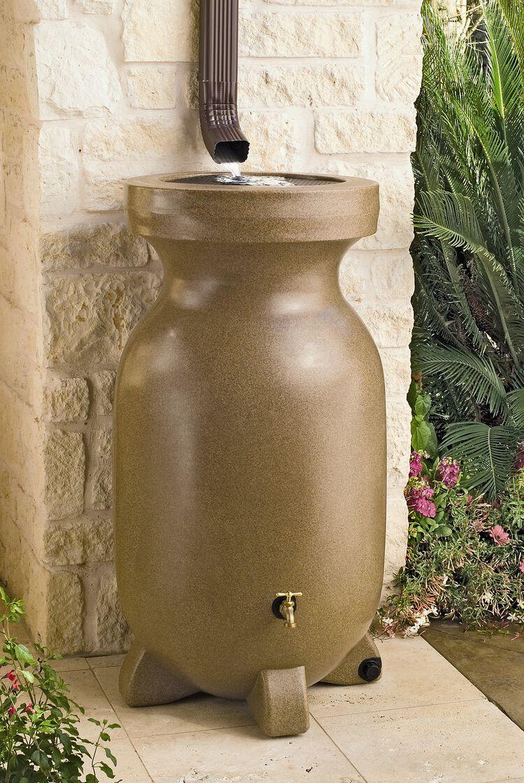 75 gallon rain barrel - Decorative Rain Barrels