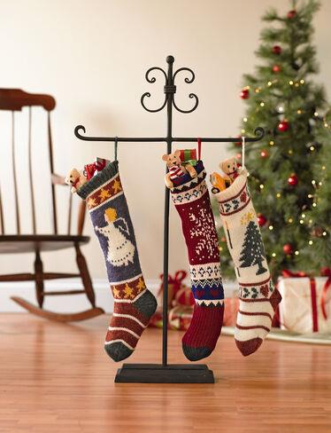 stocking holder buy from gardener 39 s supply. Black Bedroom Furniture Sets. Home Design Ideas