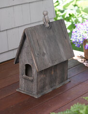 Shaker Indoor Birdhouse