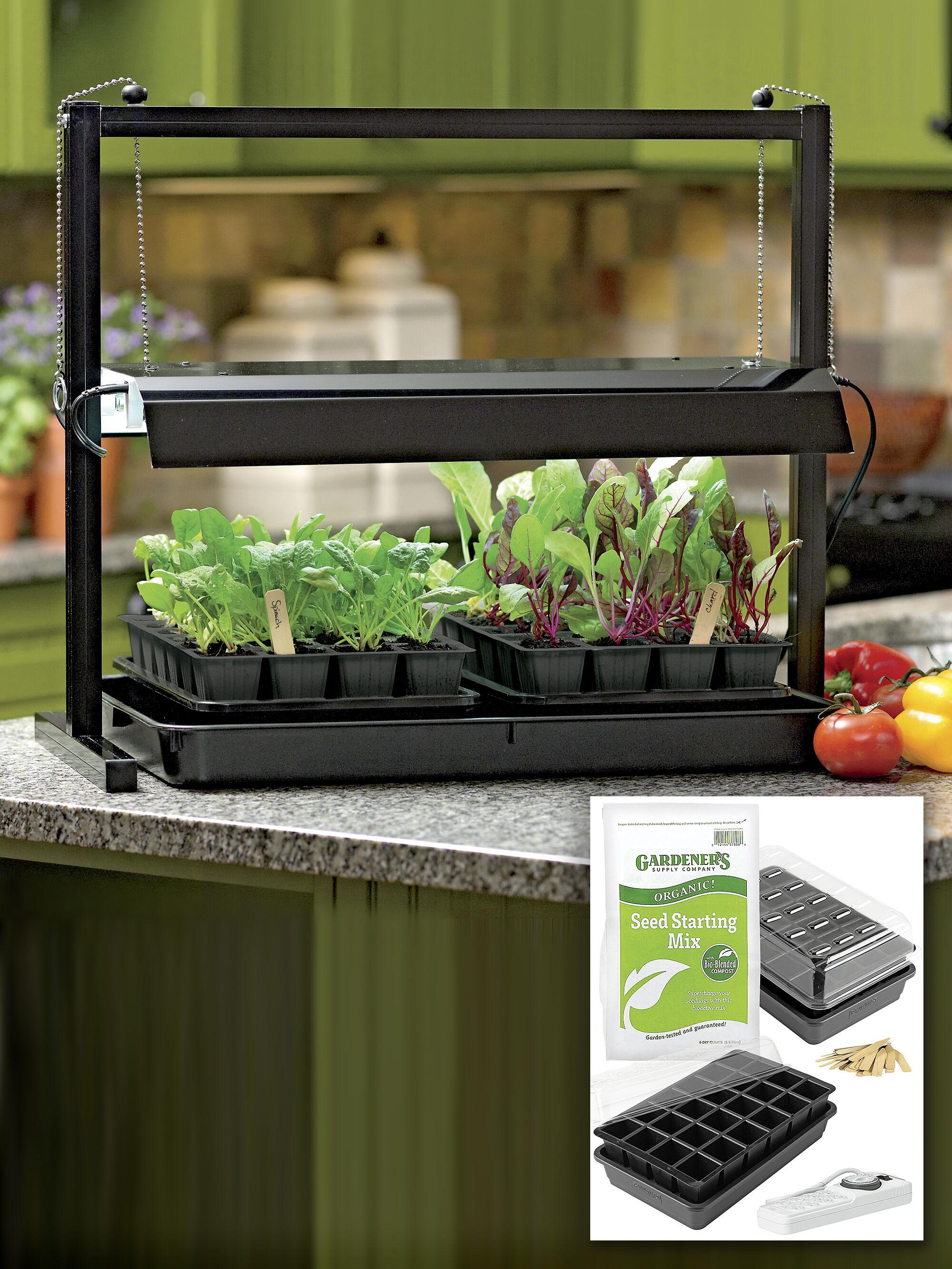 Indoor Herb Garden Kits Herb Garden Gift Ideas