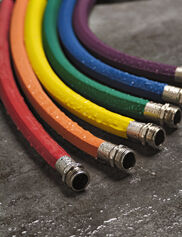Colorful Rubber Hose