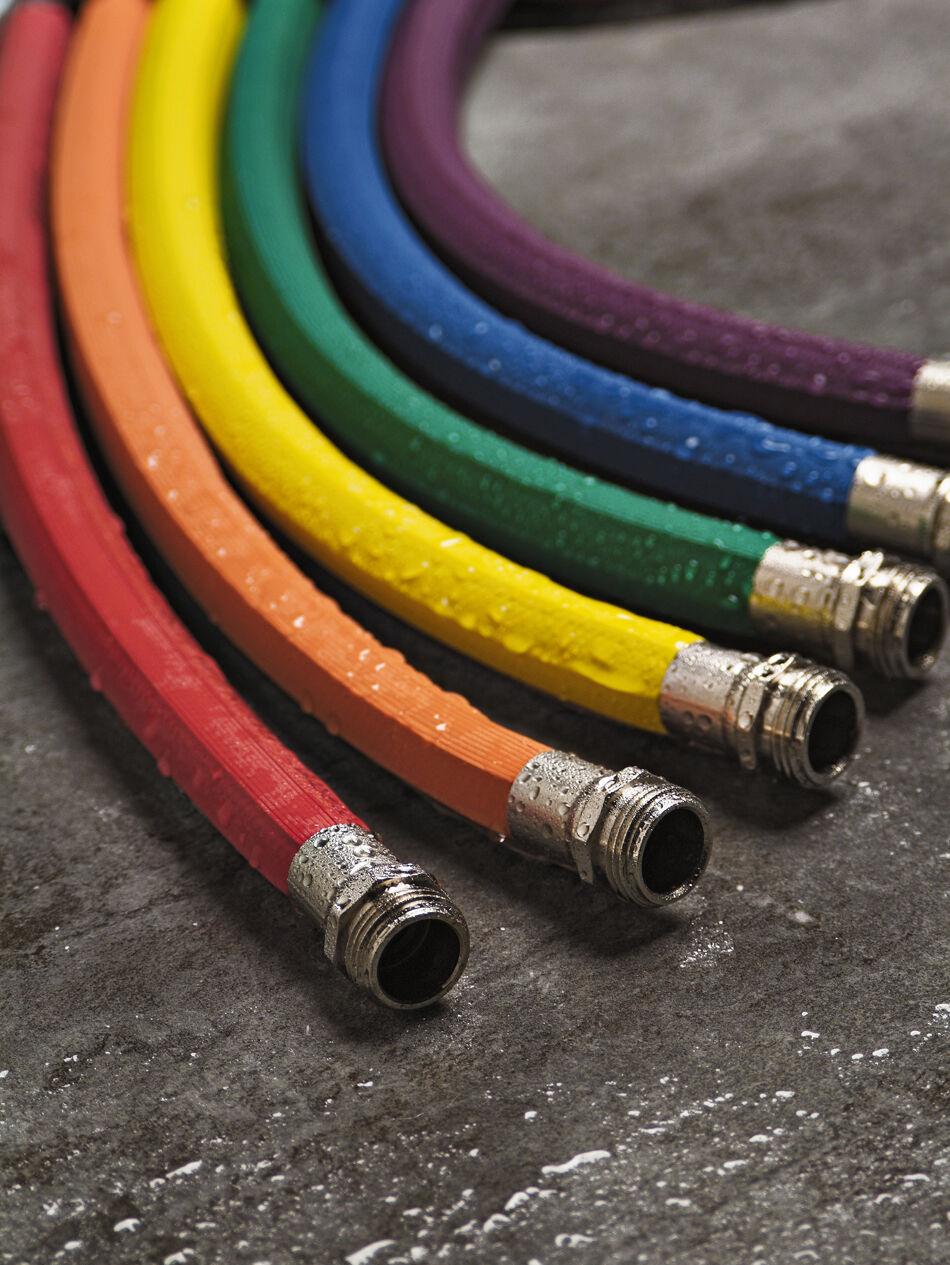 garden rubber hose