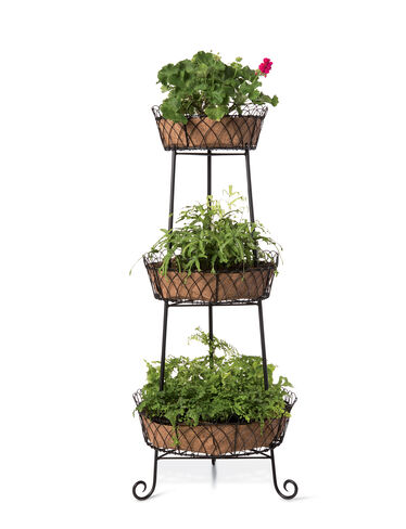 *Shown with Monelle Tower Plant Stand, sold separately
