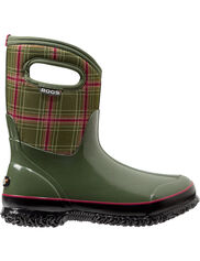 Women's Winter Plaid Mid Boots by Bogs&#174