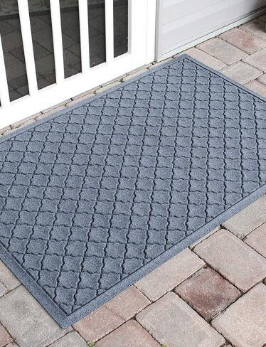 """Water Glutton Cordova Doormat, 34"""" x 52"""""""