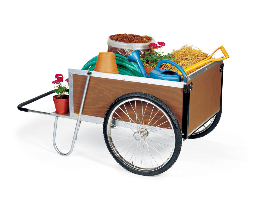 Large garden cart buy from gardener 39 s supply for Gardeners supply burlington