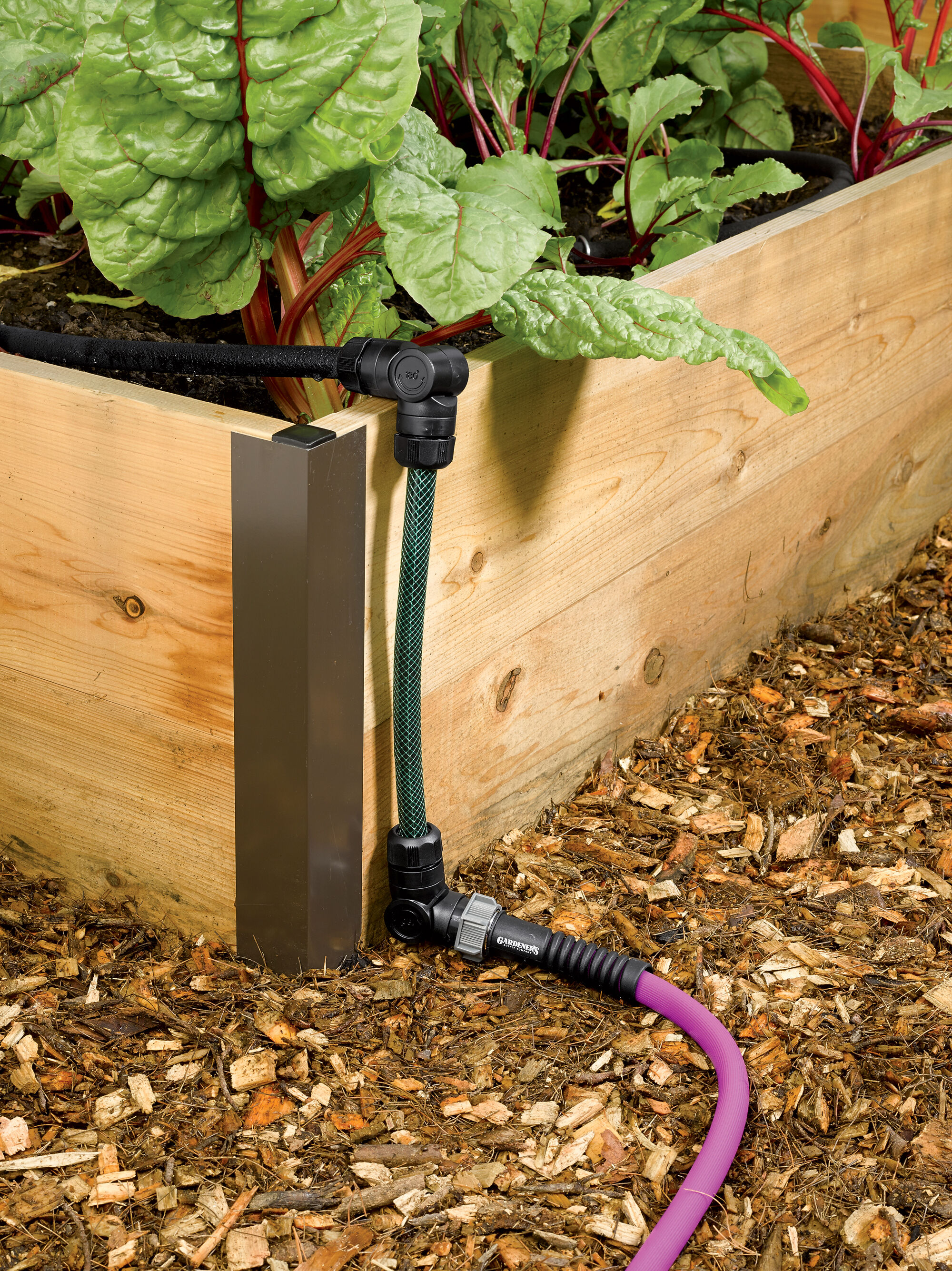 Above Ground Irrigation Systems for Landscaping | DIY ...