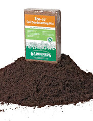 Eco-co® Coir Seed Starting Mix