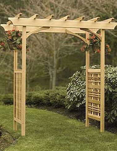 Heritage Arbor Arbor, Arch, Garden Arbor, Garden Arch, Arbors, Archway, Arches, Garden Structures, Pergola, Lattice