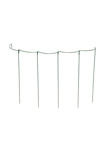 Large Curved Link Stakes, Set of 12