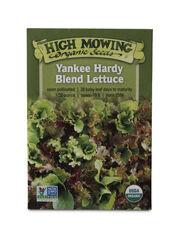 Yankee Hardy Blend Lettuce Organic Seeds