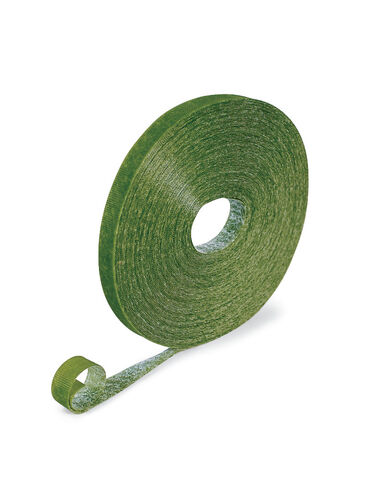 Re-Usable Plant Ties, 75' plant supports, garden trellis, garden supplies, organic garden supplies, vegetable garden supplies