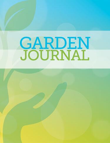 Teen's Garden Journal