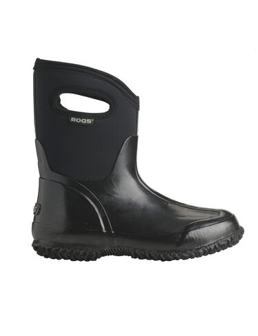 Women's Mid Boot, Black