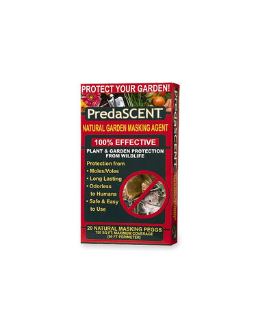 Predascent for Moles/Voles