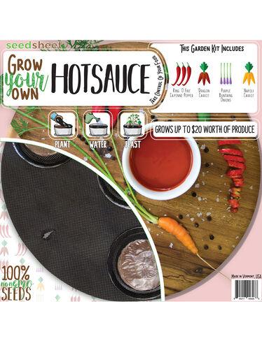 Grow Your Own Hot Sauce Seedsheet