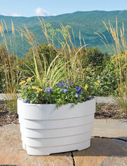 Gardener's Revolution® Classic Self-Watering Patio Planter