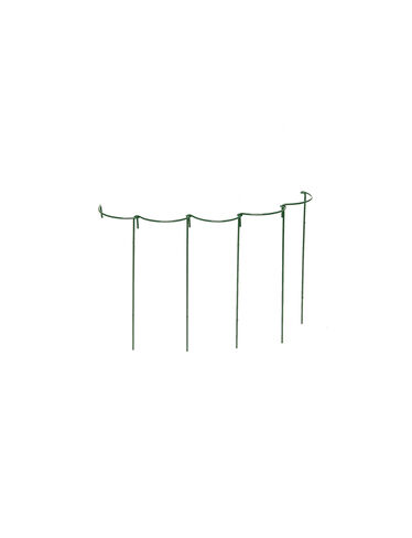 Small Curved Link Stakes, Set of 12