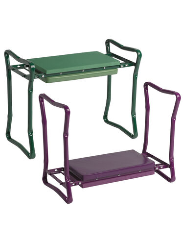 Factory Second Deep-Seat Garden Kneeler