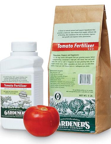 GSC Organic Tomato Fertilizer, 1 Lb.
