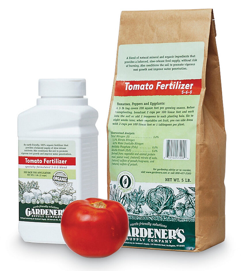 Organic Tomato Fertilizer Gardener 39 S Supply