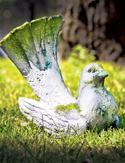 Decorative Dove Garden Sculpture