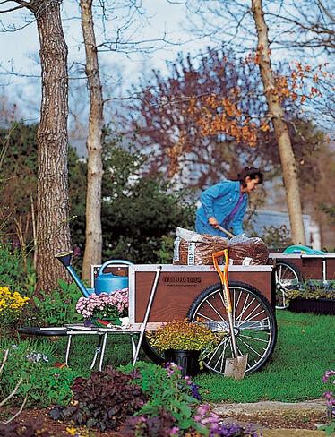 Large <i>Gardener's Supply</i> Cart