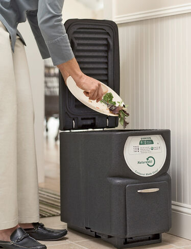 Deluxe Electric Kitchen Scrap Composter