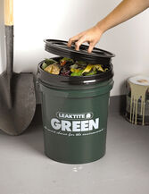 Big Green Compost Bucket