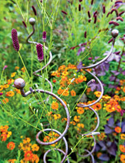 Jardin Spiral Stem Supports, Set of 3