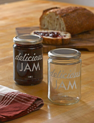 Jam Jars, Set of 4