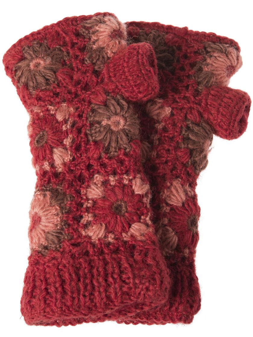 Hand Warmers Crocheted Hand Warmers Wool Hand Warmers