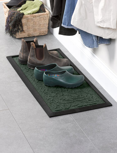 Fall Leaves Water Glutton Boot Tray