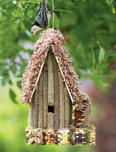 Grist Mill Birdfeeder