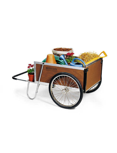 Large <i>Gardener's Supply</i> Cart, Brown