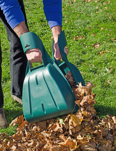 Giant Hands Leaf Collector