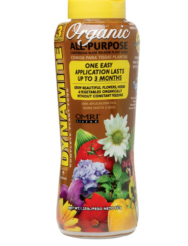 Organic Slow-Release Fertilizer
