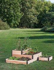 Cedar Stacking Garden