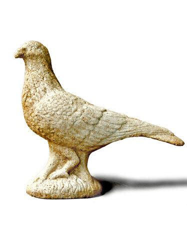 Pigeon Garden Sculpture